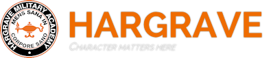 Hargrave: Character Matters Here (logo)