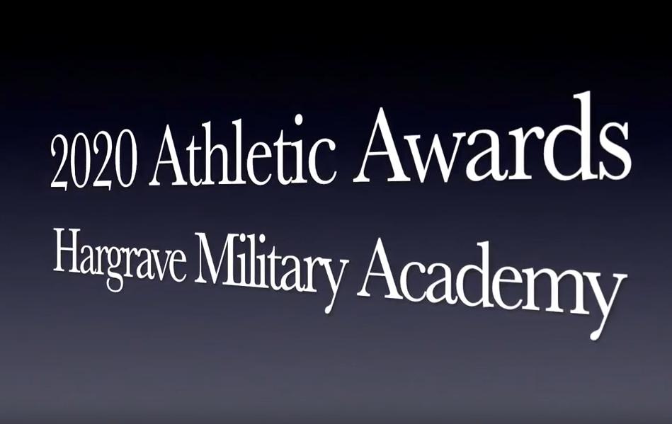2020 Athletic Awards